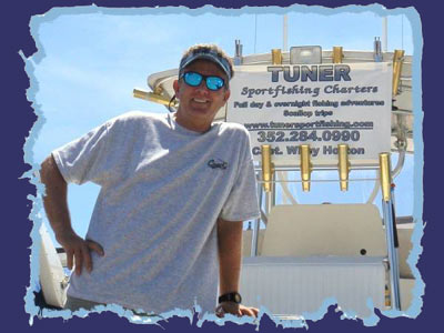 Tuner Sport Fishing - Florida Boat Charters